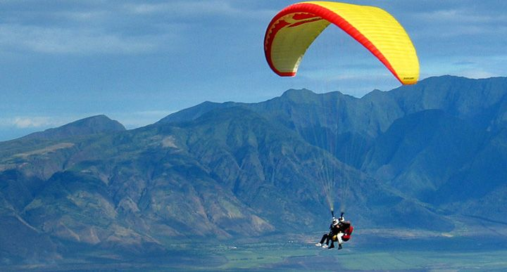 Thachi Paragliding