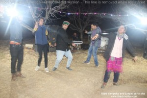 Thachi Valley Jungle Party